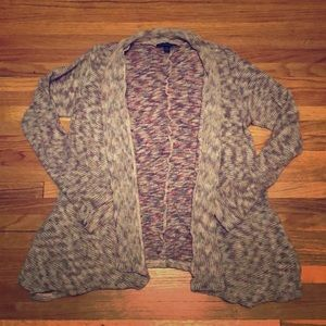 American Eagle open sweater